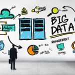 Businessman Big Data